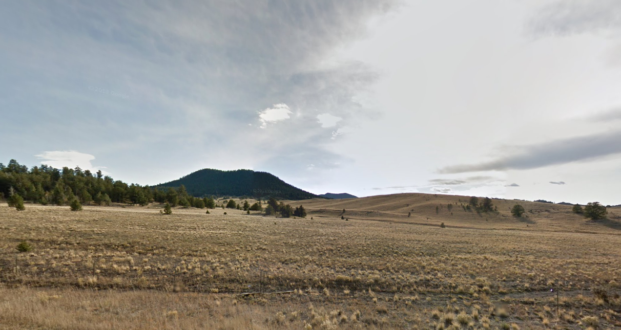Colorado Land with PANORAMIC Mountain Views!